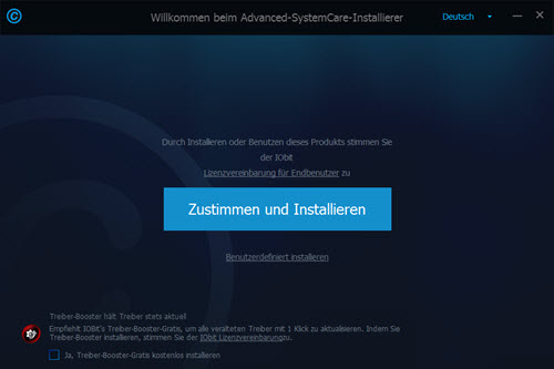advanced-systemcare-installierer