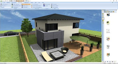 Ashampoo Home Design 5 Der Neue Komfortable 3d Wohnungsplaner Hier