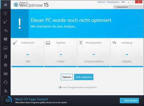 winoptimizer15-startfensterwinoptimizer15-startfenster