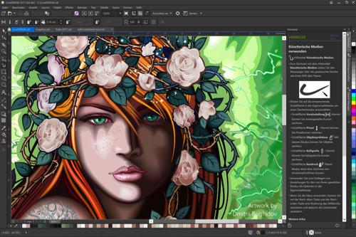 corel photo paint x7 русская версия скачать бесплатно