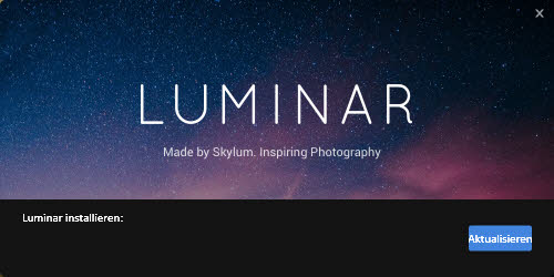 luminar2018update1.3.0-installationsaufforderung
