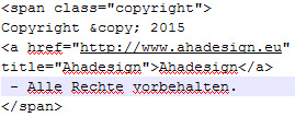 mycopyright-quellcode