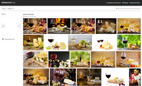 shutterstock-composition-aware-search-wine-cheese-add