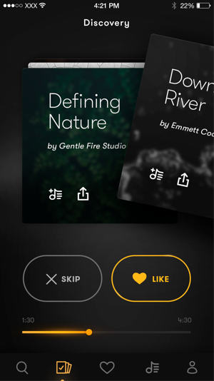premiumbeat_app-defining-nature