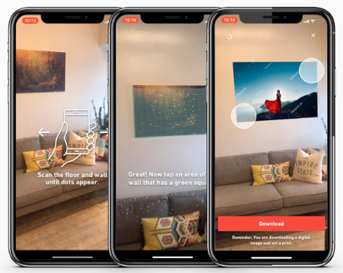 shutterstock_ar-feature-viewinroom