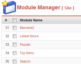 module-manager