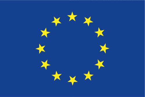 Sterne Auf Eu Flagge