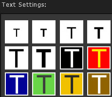 fliphtml5-text-settings