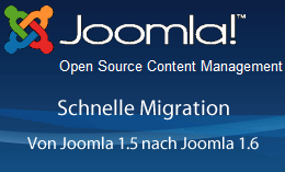 Joomla Upgrade