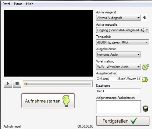 movavi-video-suite-audioaufnahme