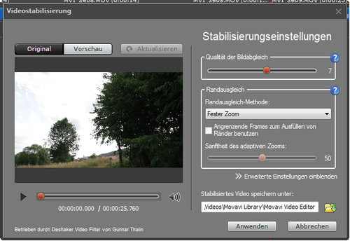 movavi-video-suite-stabilisieren