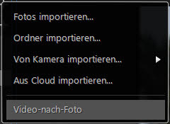 photodirector9-videonachfoto-import