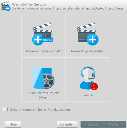 slideshowstudiohd4-startfenster