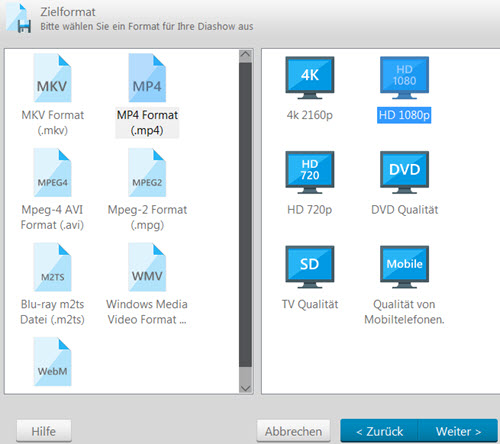 slideshowstudiohd4-zielformat