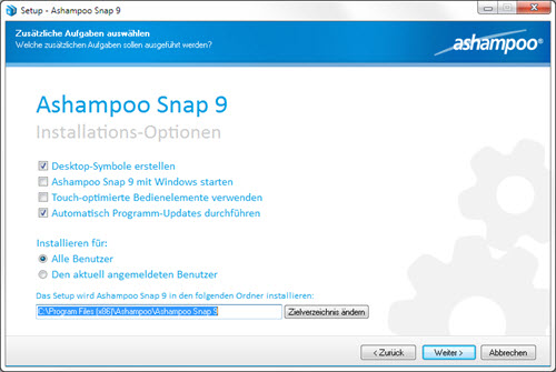 ashampoo-snap9-installation-optionen