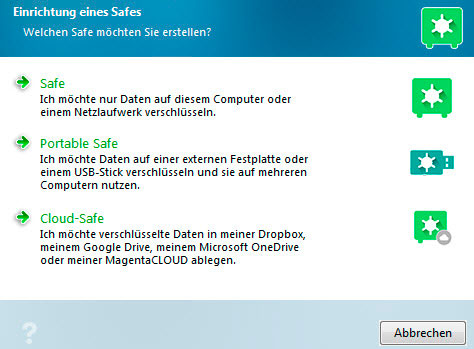 steganos-privacy-suite18-safe-einrichten