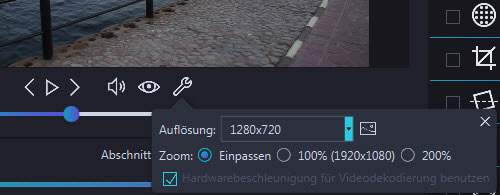 videooptimizerpro-playerbedienung