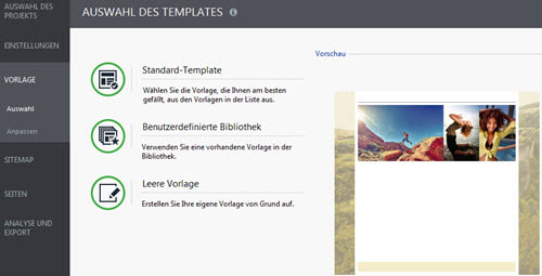 websitex5pro-v13-template-auswahl